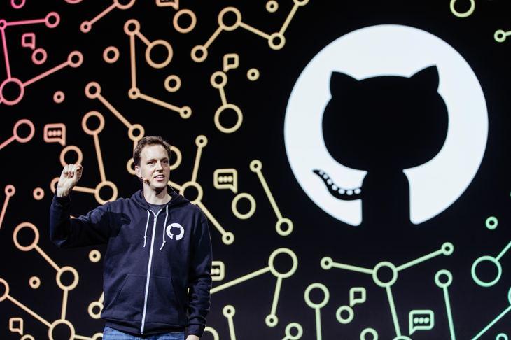 GitHub Day 1 Keynote NatFriedman