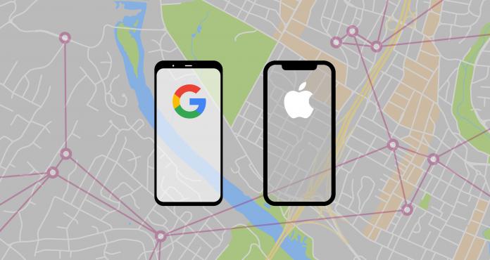 contact tracing api google apple2