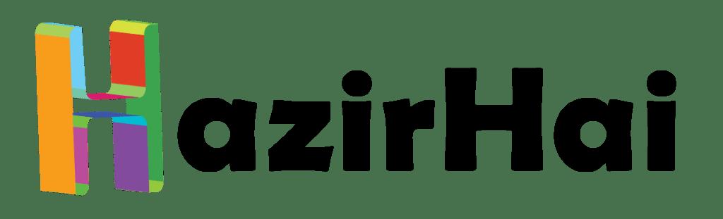 A New Multi-Vendor Marketplace Startup HazirHai.pk 1