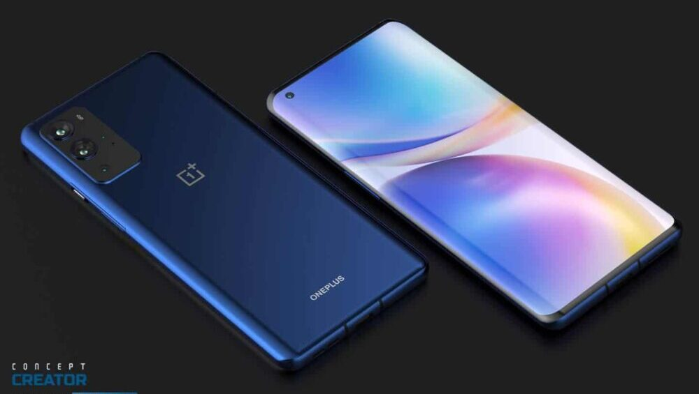 OnePlus 9 and 9 Pro's New 3D Renders Reveal Samsung Galaxy Note-Like Rear Cameras 2