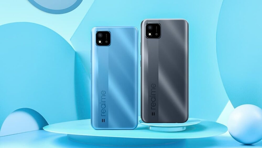 Realme C20 Goes Official With a 5,000 mAh Battery for Only $105