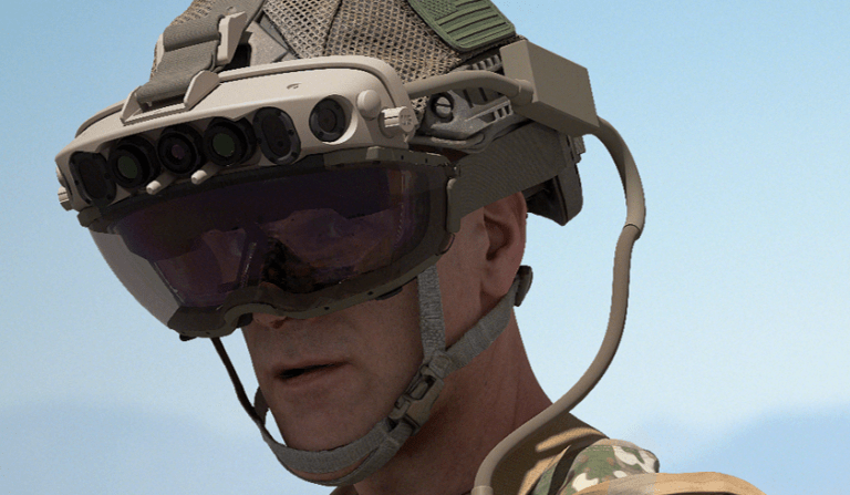 Microsoft enters 21.9 billion contract to make Augmented Reality devices for the US Army