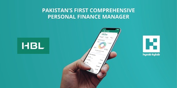 HBL launches Pakistan's first comprehensive Personal Finance Management tool, powered by Hysab Kytab